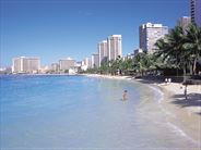 Waikiki Beach - Hawaii Holidays