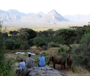 Sarara Luxury Tented Camp
