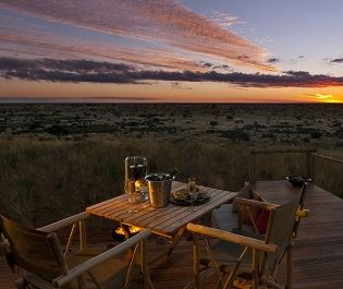 Tswalu Kalahari Private Game Reserve