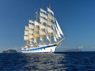 - Barbados & Royal Clipper Cruise