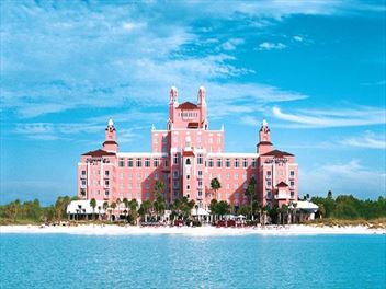 St Pete Beach and the Loews Don Cesar