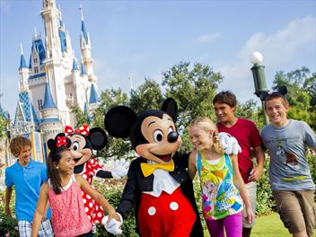 A beginner's guide to Orlando's theme parks