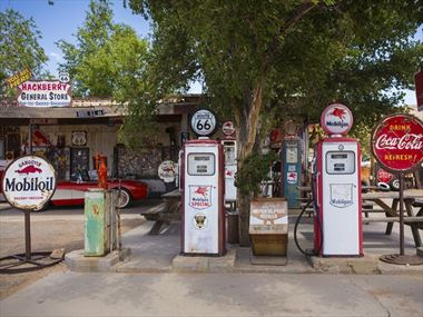 Discover the quirkiest kicks on Route 66
