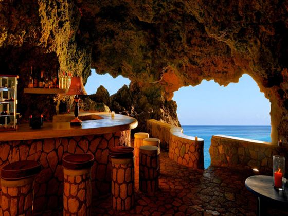 Blackwell Rum Bar at The Caves