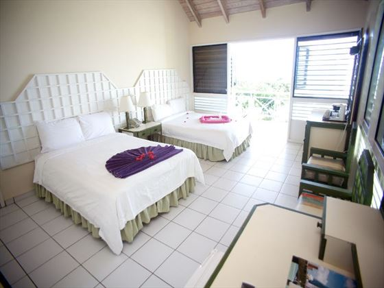Hawksbill by rex resorts double room