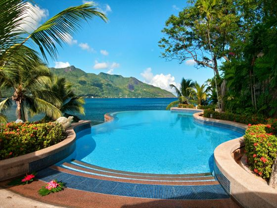 Hilton Seychelles Northolme Resort & Spa pool