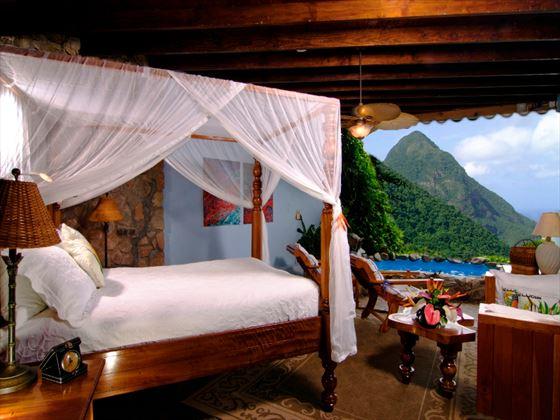 Ladera Resort Petit Piton Suite