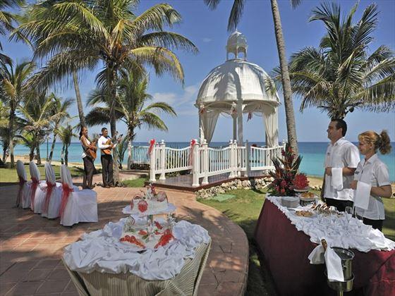 Weddings Cuban style at Melia Varadero