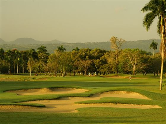 Playa Doraba golf course