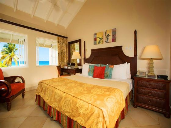 Standard room at The Club Barbados Resort and Spa