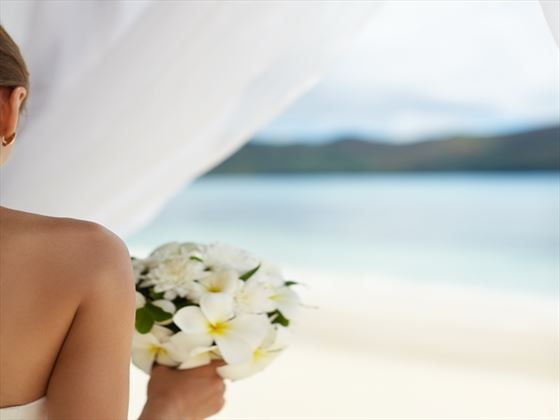 Weddings at Raffles, Praslin