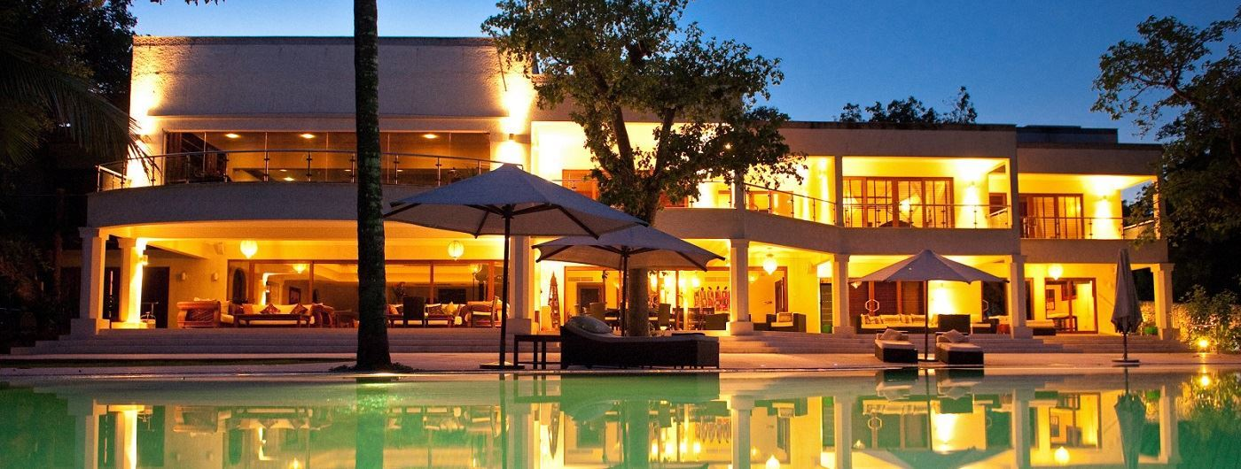 Presidential Villa/Boutique Hotel