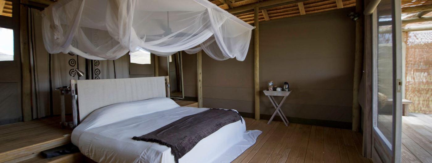 Damaraland Camp bedroom