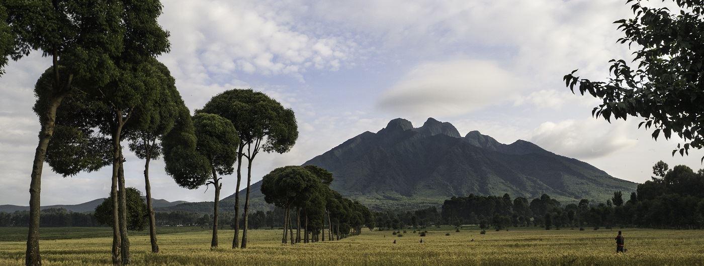 Sabyinyo Mountains