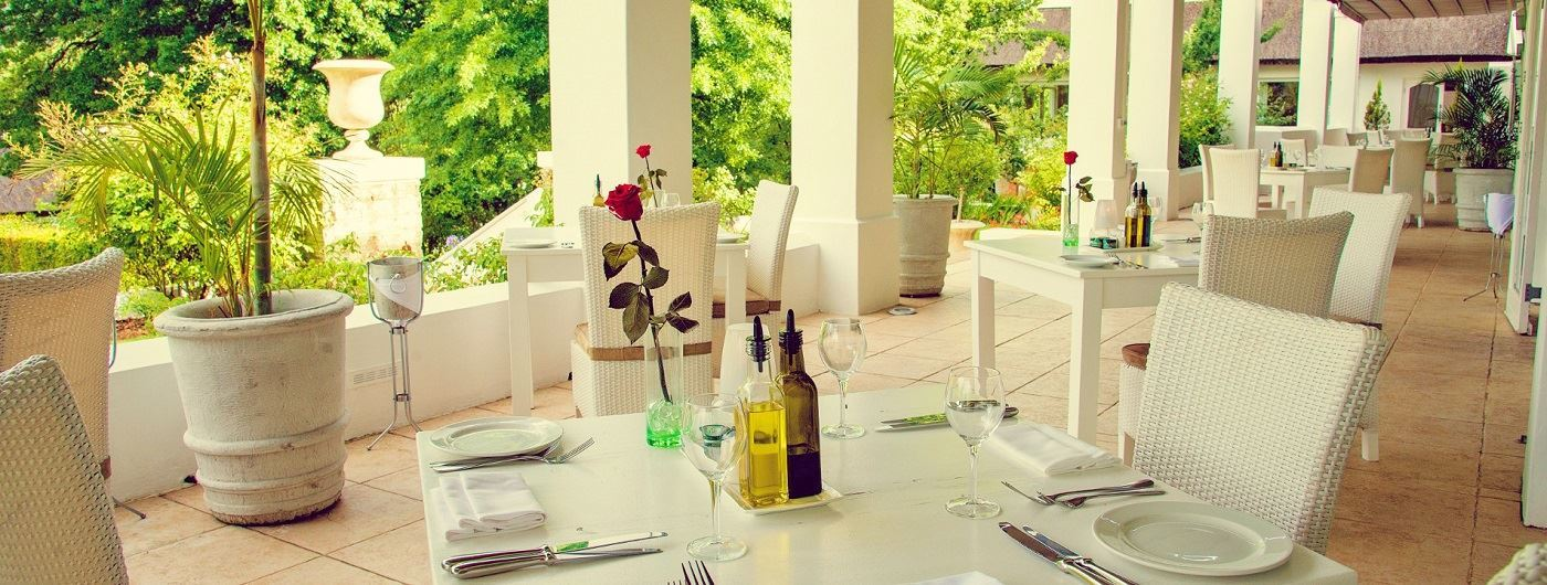 Le Franschhoek Hotel & Spa - Dish