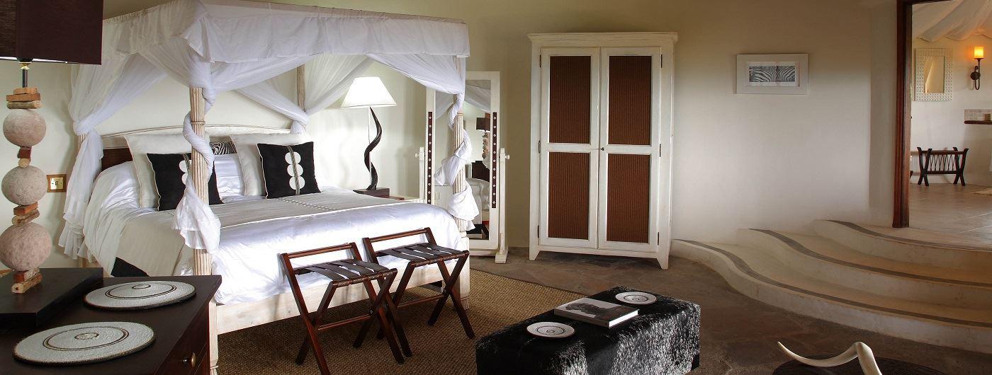 Olarro Lodge  - Little Olarro bedroom