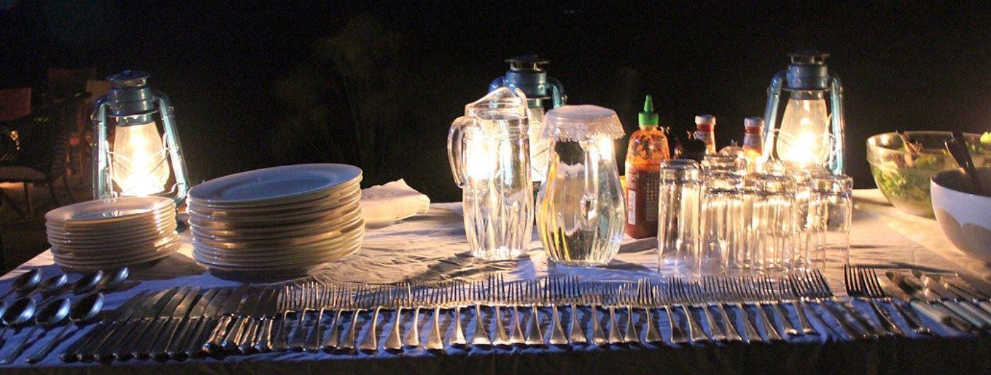Evening BBQ