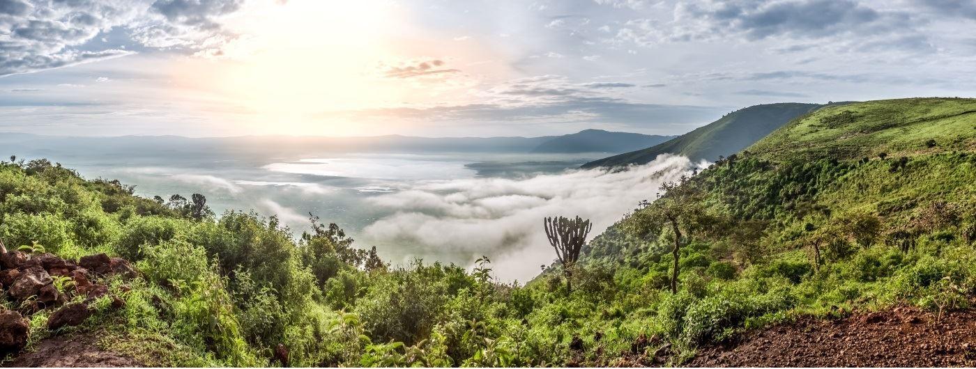 Ngorongoro Crater - Getty