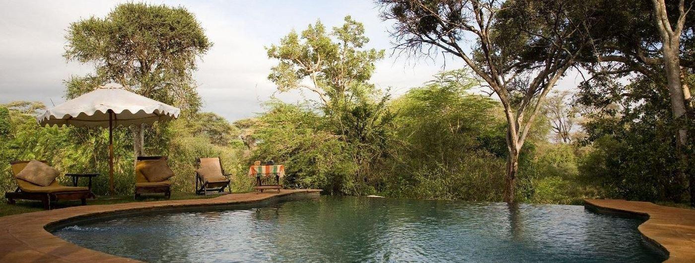 Offbeat Meru pool