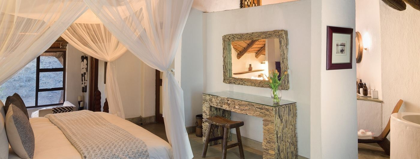 Royal Madikwe Emperor Suite