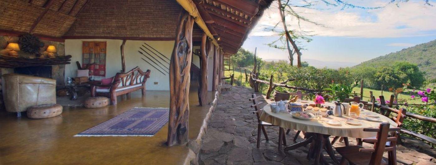 Saruni Mara the lodge