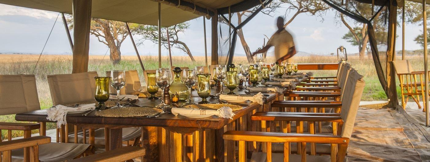Dining camp