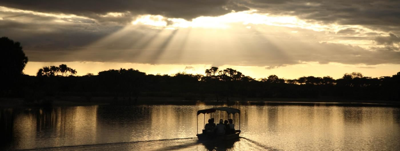 Siwandu motorboat safari
