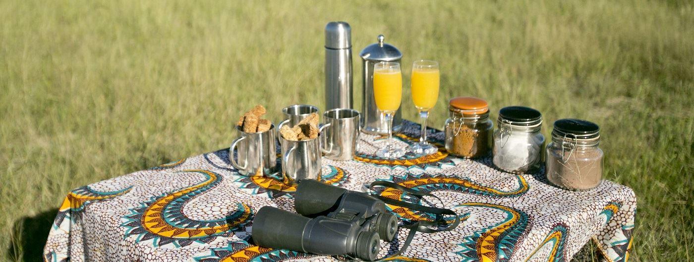 Breakfast drive