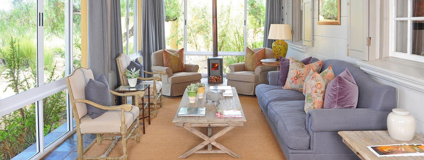 Tilney Manor front lounge