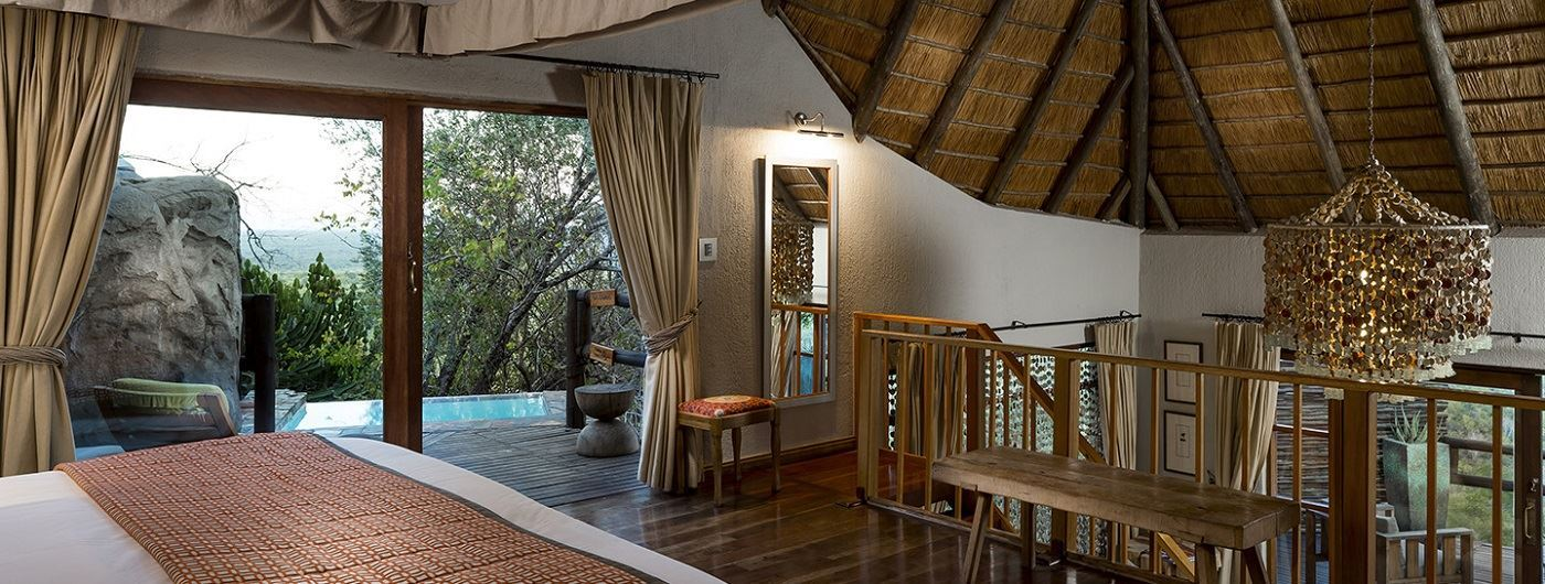 Ulusaba Rock Lodge - Master Suite
