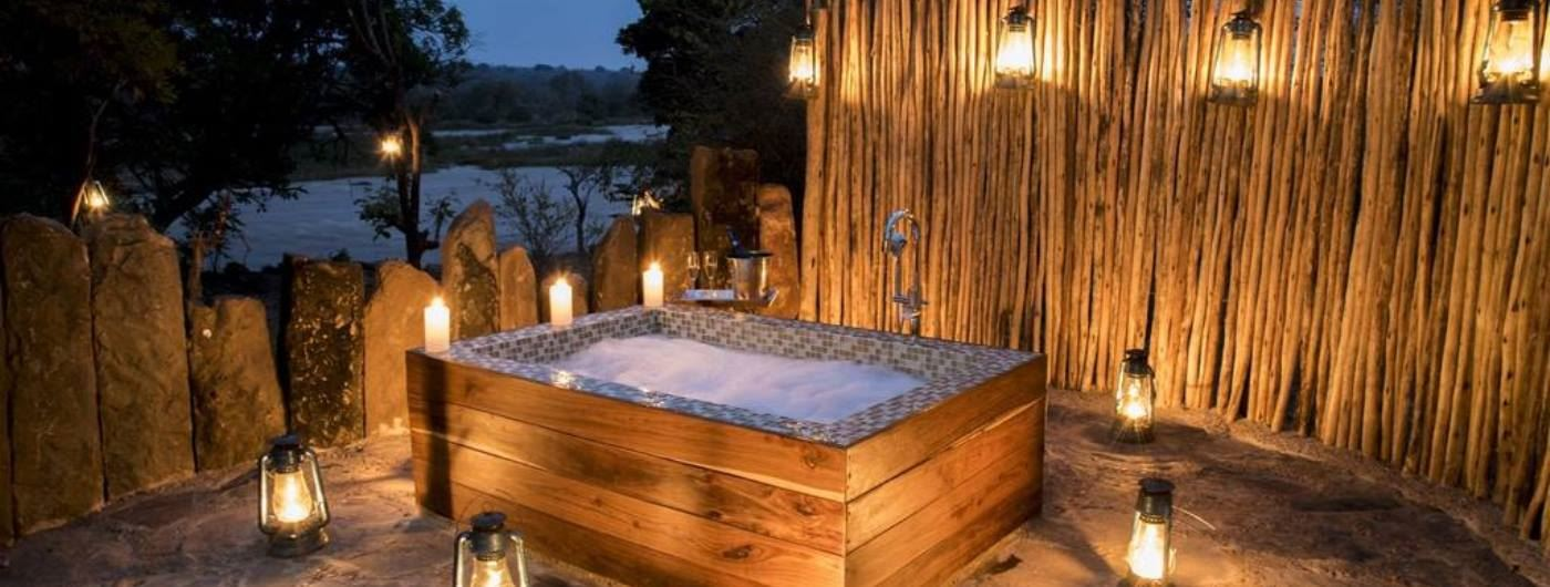 Villa Twiga bath
