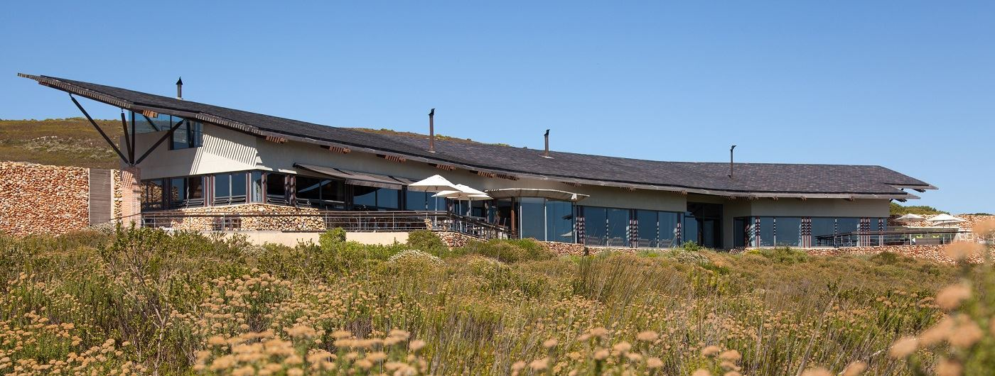 Grootbos Forest Lodge exterior