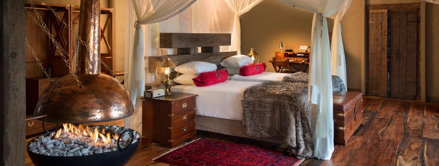 Zarafa Dhow Suites suite interior