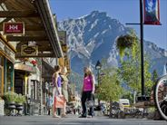 Banff Townsite, Banff National Park - Escorted Tours