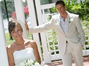 Cypress Grove, bride and groom - Weddings Abroad