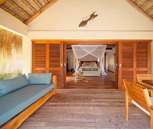 Azura Benguerra Island Luxury Beach Villa