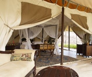 Cottars 1920's Safari Camp