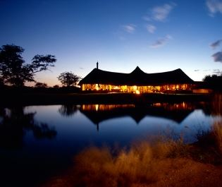 Okonjima Bush camp & Bush Suite
