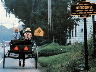 Intercourse village, PA