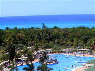 Aerial view of Blau Varadero - Cuba Holidays
