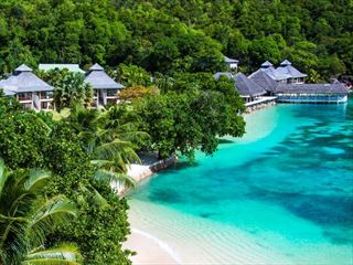 - Praslin, Bird & Cerf Island Beach Stay