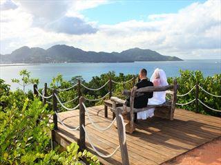 Stunning views from Cerf Island