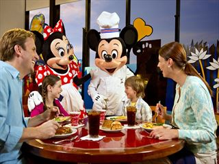 Chef Mickey at Disney's Contemporary Resort