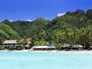 Exterior view of Pacific Resort Rarotonga