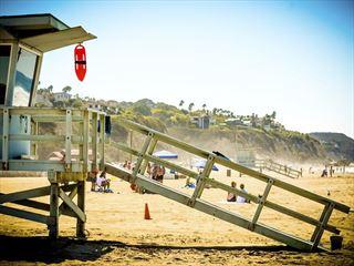 Malibu Beach, Los Angeles