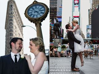 Fantastic New York wedding dayphotos
