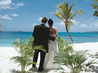 Beautiful island weddings, Palm Island