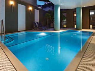 Pool at Adina Apartment Hotel Sydney