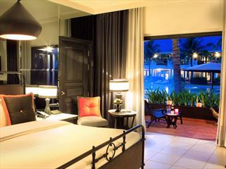 Poolside Room, Shinta Mani Resort, Siem Reap