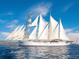 - Thailand & Star Clipper Cruise